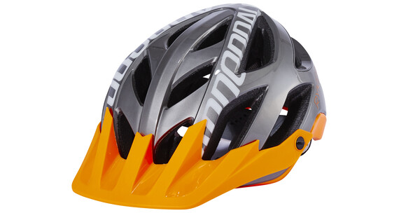 Cannondale Ryker AM - Casco - gris/naranja